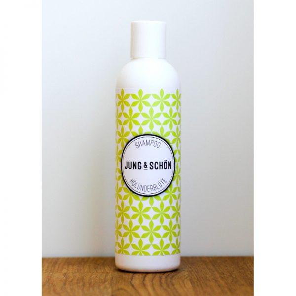 Das Shampoo mit Holunderblüte von Jung&Schön