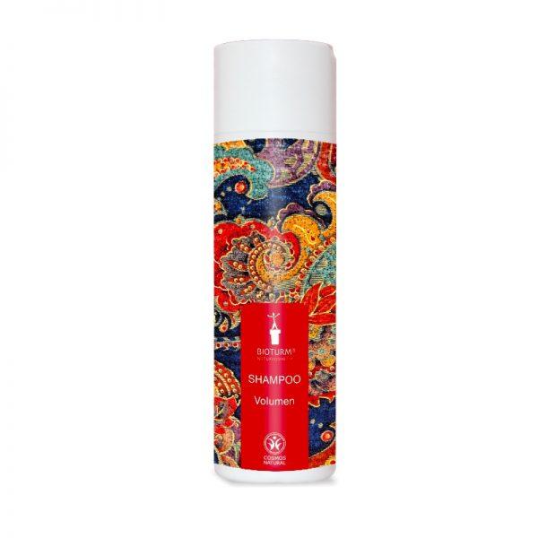 Das Volumen-Shampoo für feines und kraftloses Haar von Bioturm