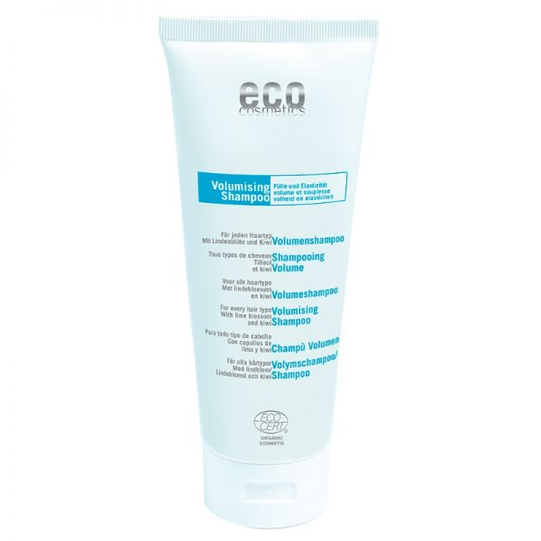 Das Volumenshampoo von eco cosmetics