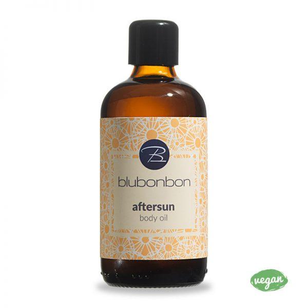After Sun Body Oil von Blubonbon