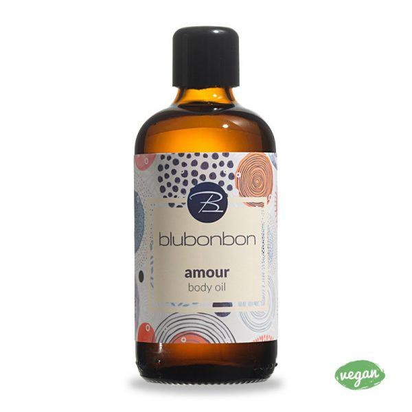 Amour Massageöl von Blubonbon