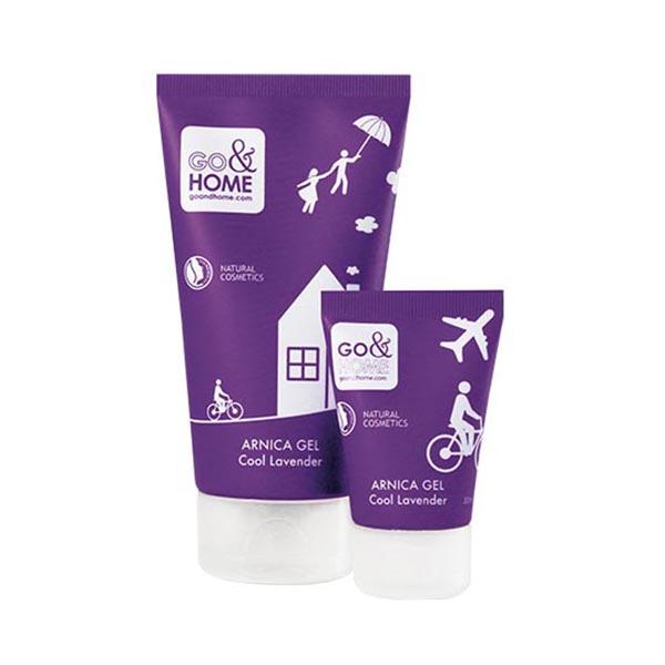 Arnica Gel Cool Lavender von Go & Home hilft müden Muskeln