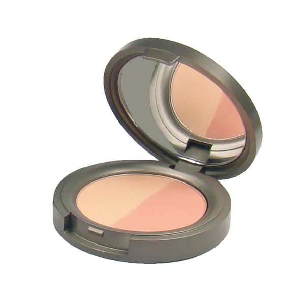 """Das mineralische Duo-Rouge in """"Sweet Apricot"""" von Beauty without cruelty"""