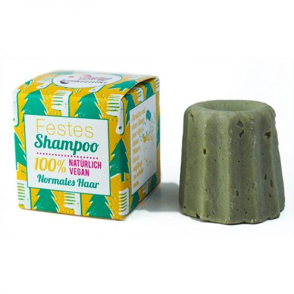 Festes Shampoo mit Waldkiefer-Extrakt für normales Haar von Lamazuna