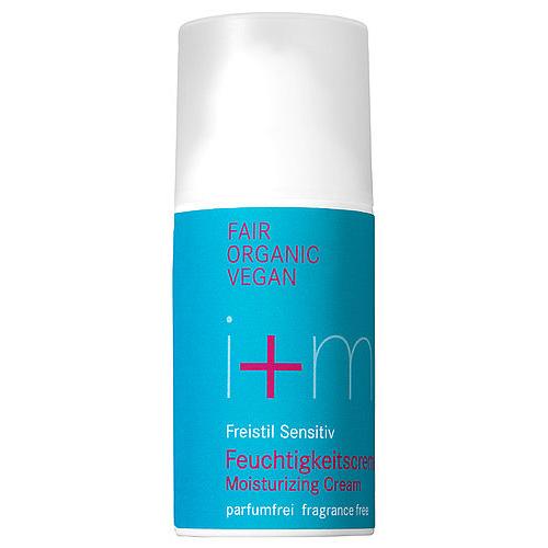 Die Freistil Sensitiv Feuchtigkeitscreme von i+m