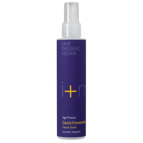 Das regenerierende Gesichtswasser für reife Haut von i+m