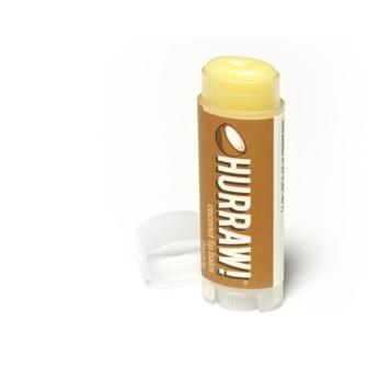 Lippenbalsam mit Kokosnussgeschmack von Hurraw!