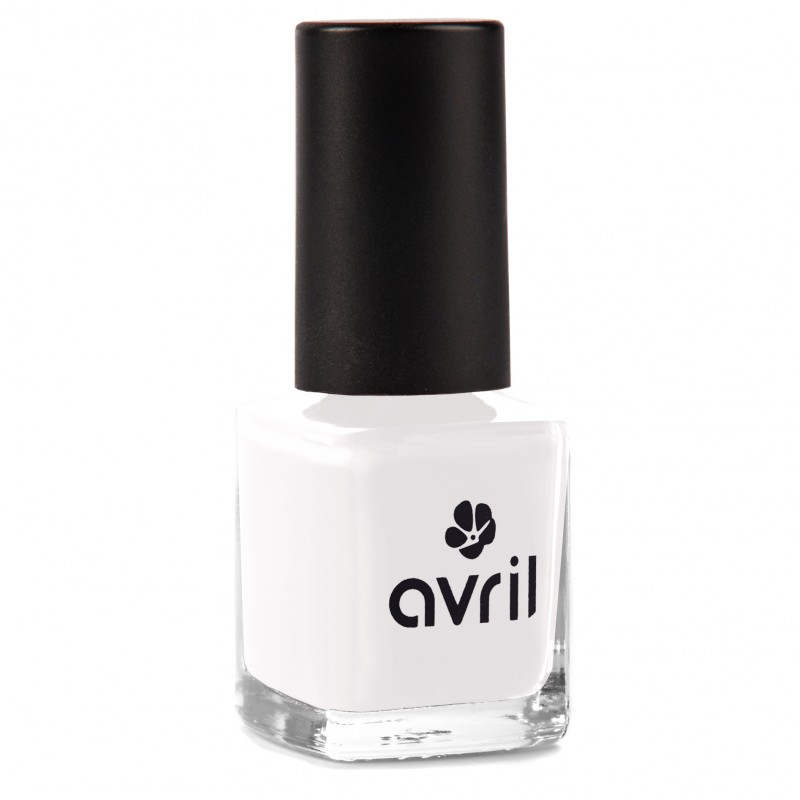 Der vegane Nagellack in French Blanc von Avril
