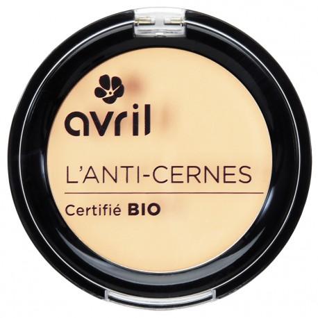 heller Creme-Concealer von Avril in Ivoire.