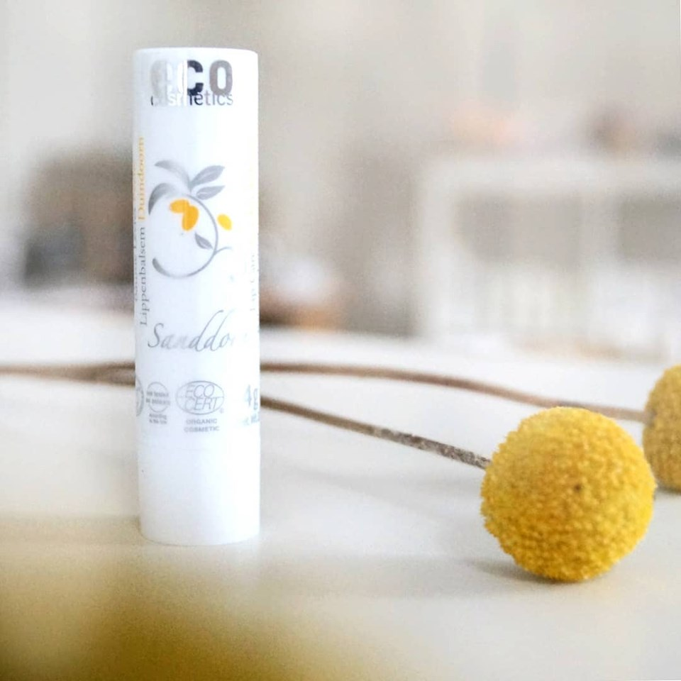 Lippenbalsam Sanddorn von Bioturm ohne Tierversuche bei cosa Kosmetik