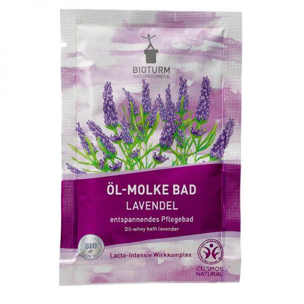 Entspannendes Öl-Molke-Bad mit Lavendel von Bioturm