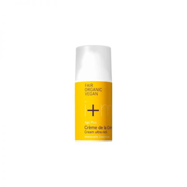 Die Age Plus Gesichtscreme für trockene und reife Haut von i+m
