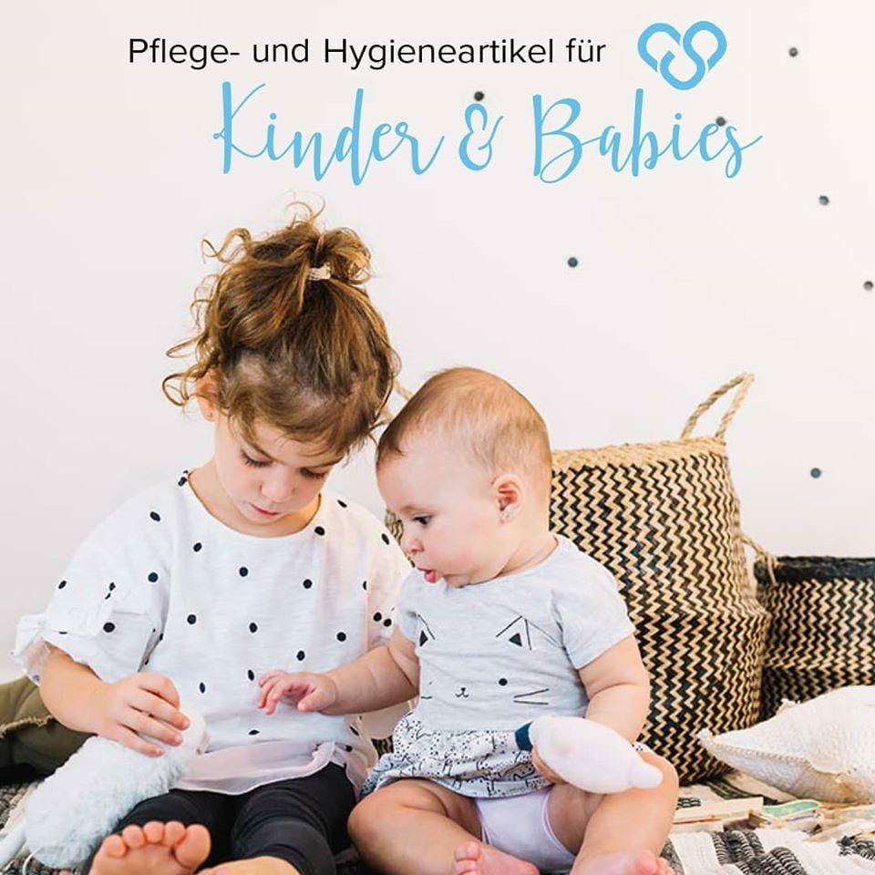 Hygiene- und Pflegeprodukte für Kinder und Babies ohne Tierversuche | Naturkosmetik bei cosa Kosmetik