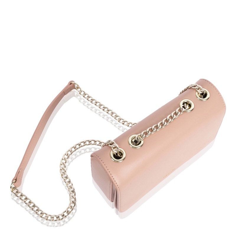 Vegane Handtasche Belle in Just Peachy von Inyati
