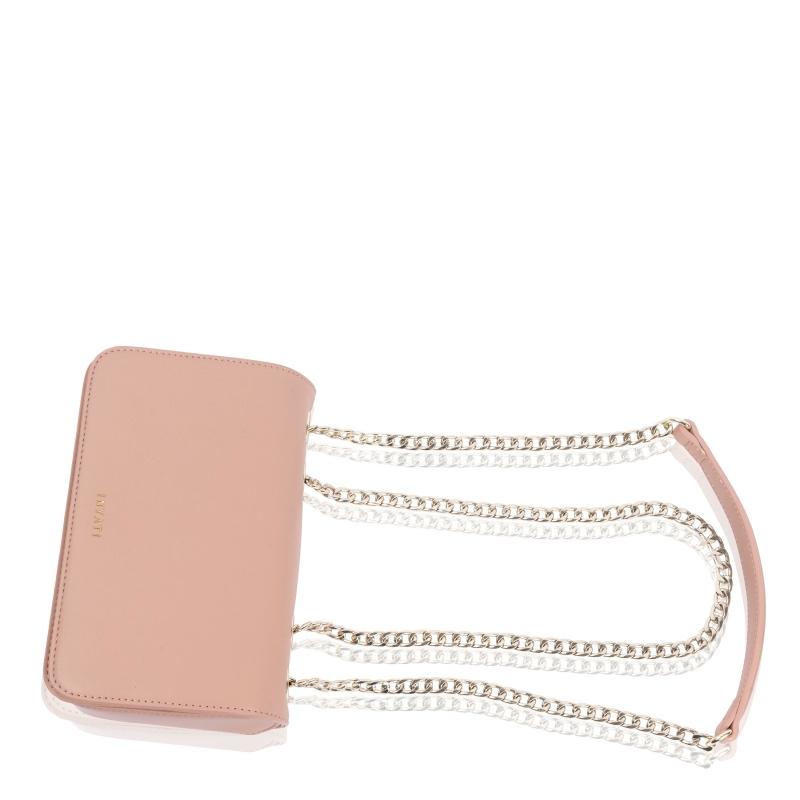 Die vegane Handtasche kann als Schultertasche oder als Cross-Body-Bag getragen werden