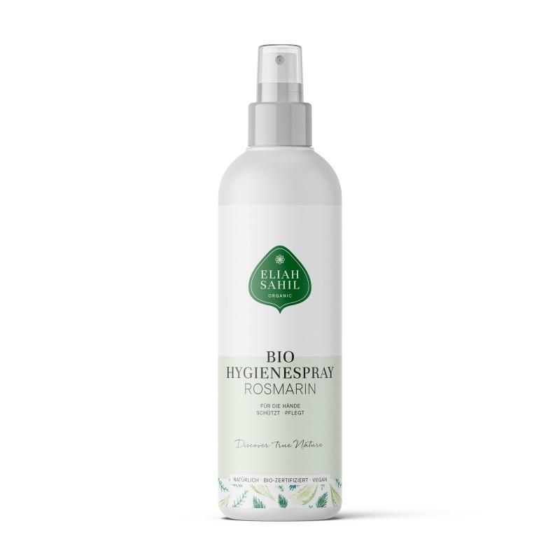 Bio-zertifizierter und veganer Hand-Hygienespray mit Rosmarin und Aloe Vera-Extrakt von Eliah Sahil
