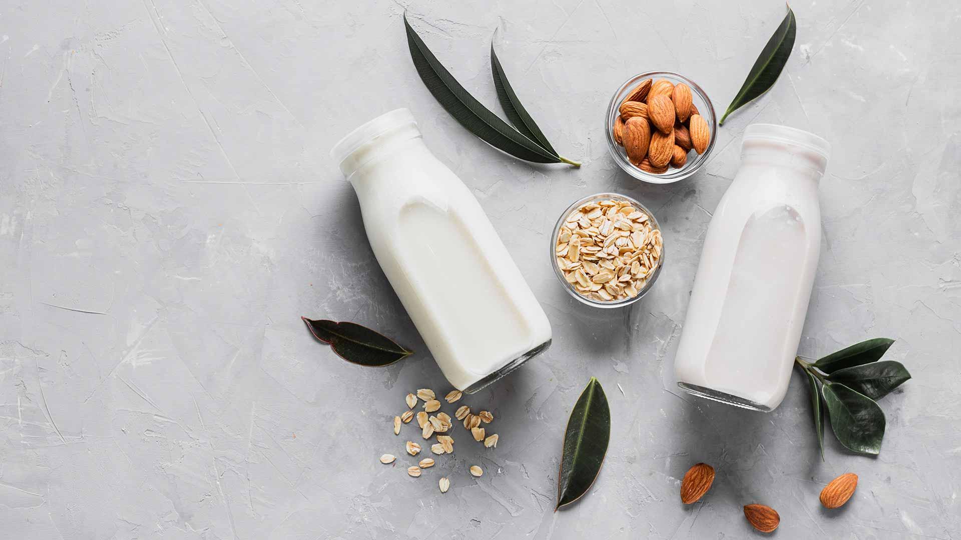 Hafermilch ganz einfach und günstig mit einem Nussmilchbeutel von EcoYou herstellen