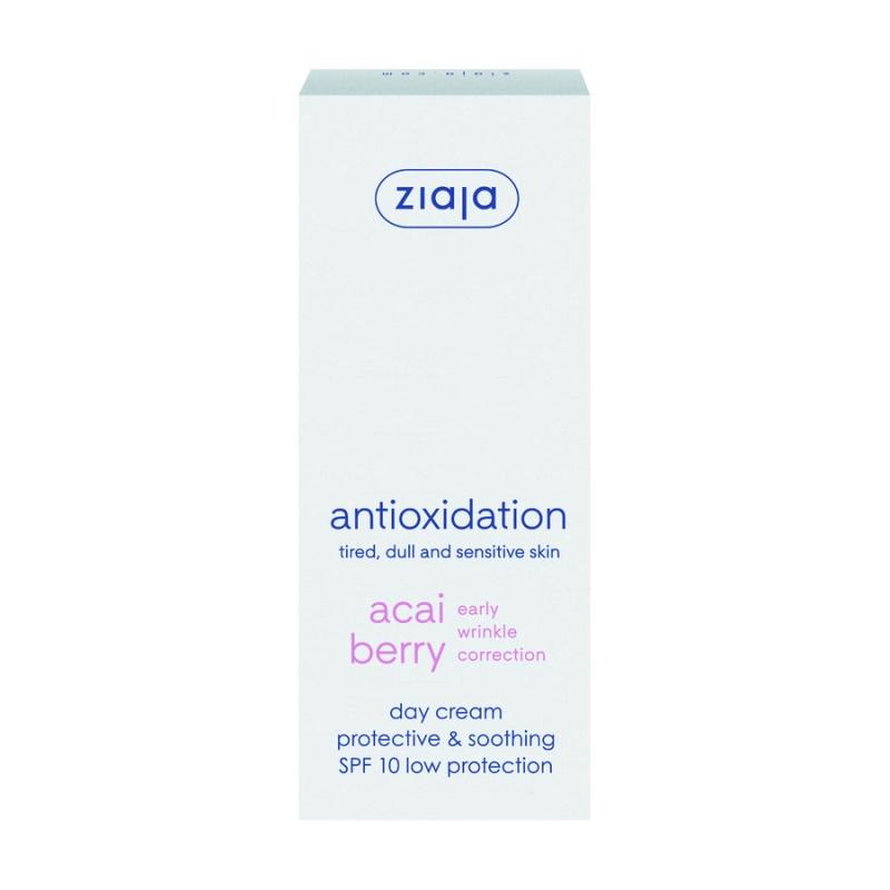 Antioxidative Tagescreme mit Acaibeere von Ziaja im cosa Onlineshop