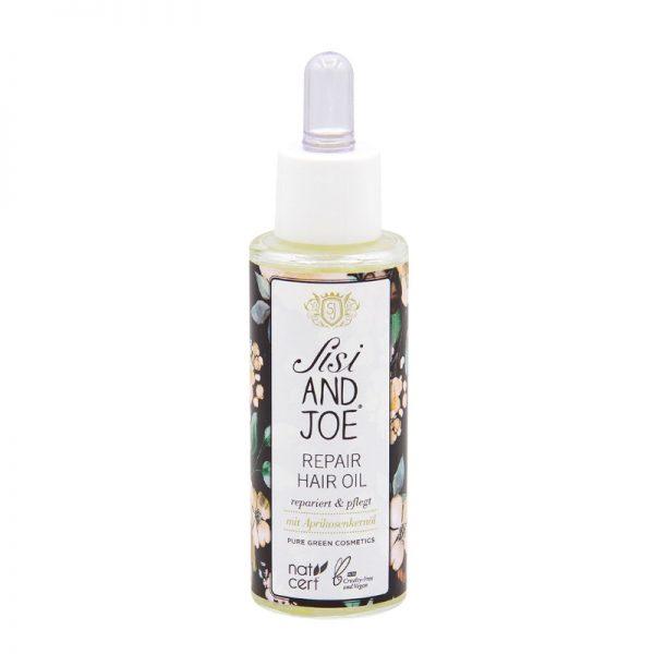 Das Haaröl von Sisi & Joe spendet deinen Haarspitzen intensive Feuchtigkeit