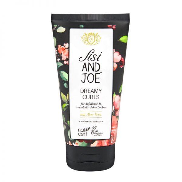 Das Styling Gel für welliges und lockiges Haar von Sisi & Joe im cosa Kosmetik Onlineshop