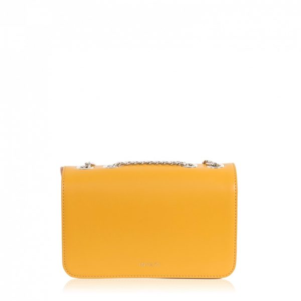 Die vegane Handtasche Belle in Mango von Inyati im cosa Kosmetik Onlineshop