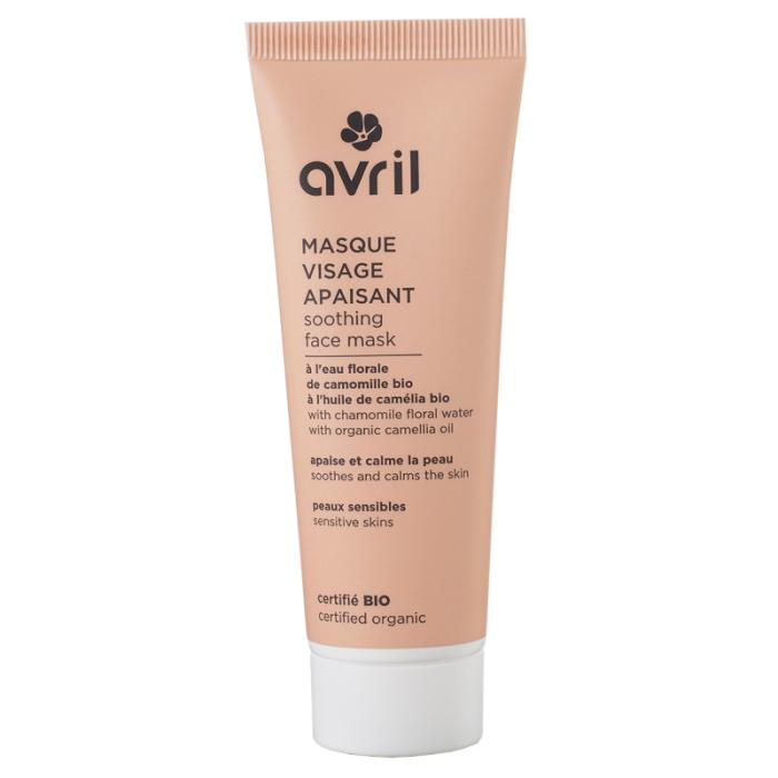 Die beruhigende Gesichtsmaske von Avril mit Kamille im cosa Kosmetik Onlineshop