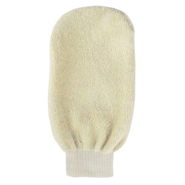 Reinigungshandschuh aus 100 % Bio-Baumwolle von Avril im cosa Kosmetik Onlineshop