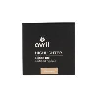 Highlighter in Champagne in der Papp-Verpackung von Avril im cosa Kosmetik Onlineshop