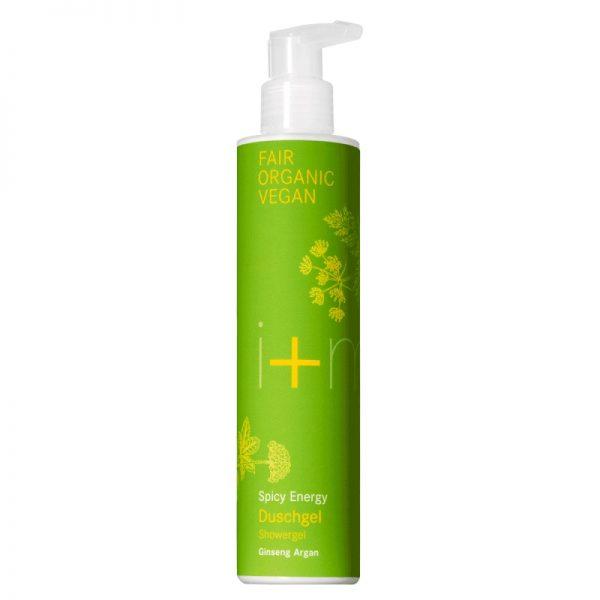 Das erfrischende Duschgel mit Ginseng und Argan von i+m im cosa Kosmetik Onlineshop