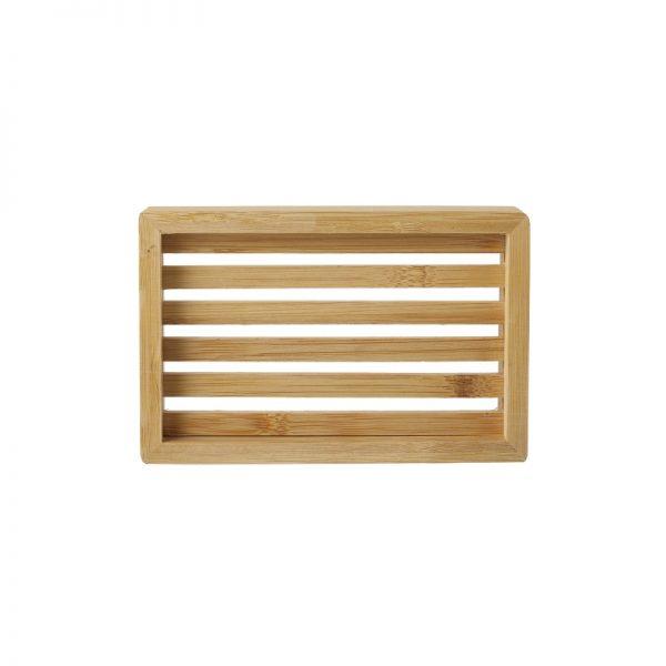 Bambus-Seifenschale von Avril im cosa Kosmetik Onlineshop